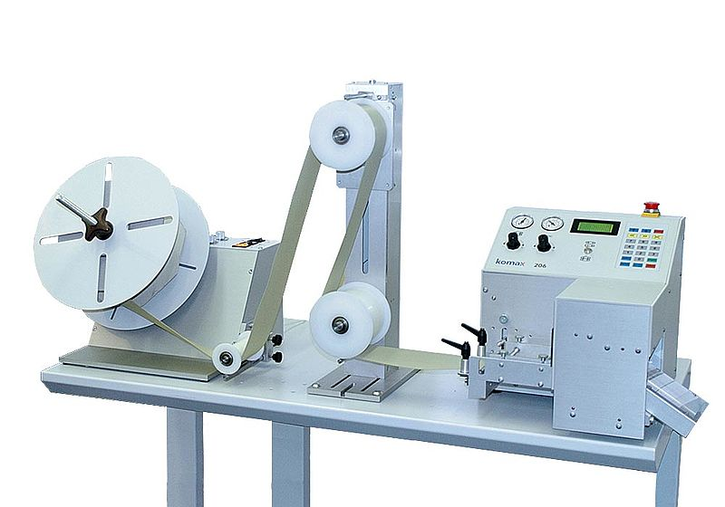 Cable processing machines – cable handling: THONAUER GmbH